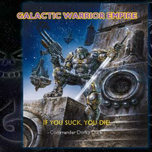 Galactic Warrior Empire e-Games