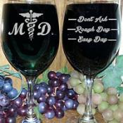 Medicine Glass
